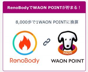 RenobodWAONポイント