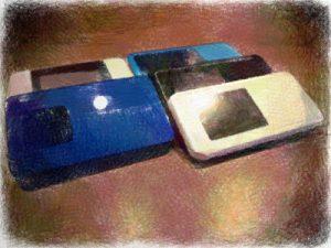ポケットWiFiバッテリーが膨張!au WiMAX2+の修理依頼から交換対応